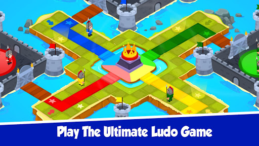 🎲 Ludo Game - Dice Board Games for Free 🎲 screenshot 1