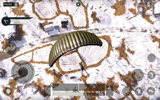 Winter Strike Free Firing Battle Royale screenshot 3