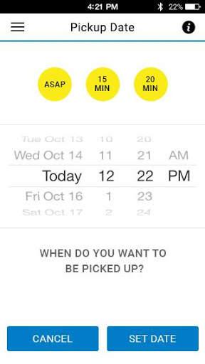 AAP Taxis screenshot 4
