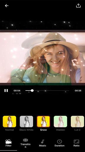 Photo video maker - Slideshow maker screenshot 4