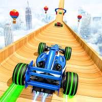 Formula Car GT Stunts Race: Mega Ramp Stunt Games on 9Apps