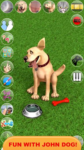 يتحدث جون الكلب: الكلب مضحك 1 تصوير الشاشة