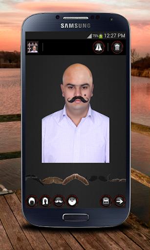 Face Hair Changer Men-Women screenshot 2