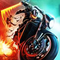 Bike Attack Race Highway Tricky Stunt Rider on 9Apps