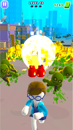 Helicopter Escape 3D screenshot 3