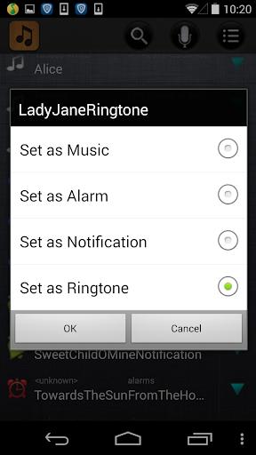 Ringtone Maker - MP3 Cutter 7 تصوير الشاشة