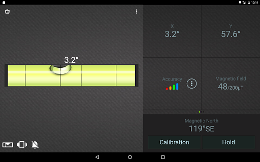 Kompas Poziomica screenshot 16