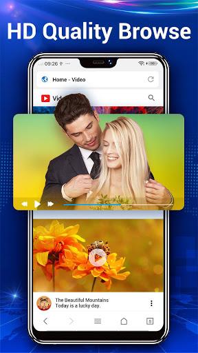 Web Browser & Web Explorer screenshot 3