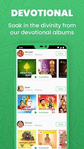 Raaga Hindi Tamil Telugu songs videos and podcasts screenshot 12