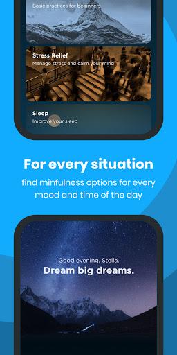 The Mindfulness App: relax, calm, focus and sleep 5 تصوير الشاشة