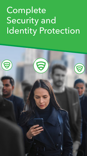 Mobile Security, Antivirus, ID Protection: Lookout screenshot 1