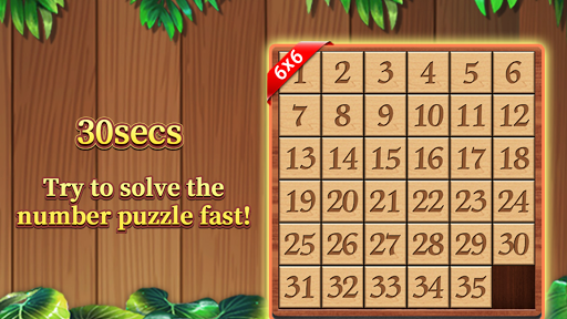 Numpuz: Classic Number Games, Free Riddle Puzzle 8 تصوير الشاشة