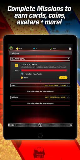 Topps® WWE SLAM: Card Trader 15 تصوير الشاشة