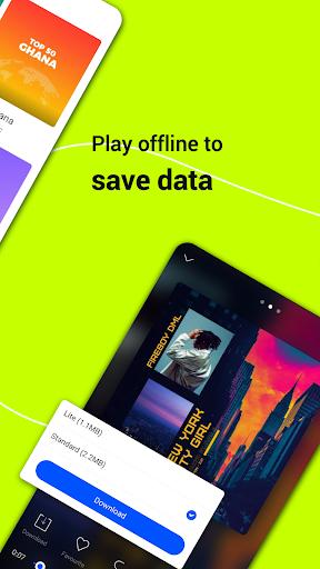 Boomplay:Stream & Download Trending Music for Free 3 تصوير الشاشة