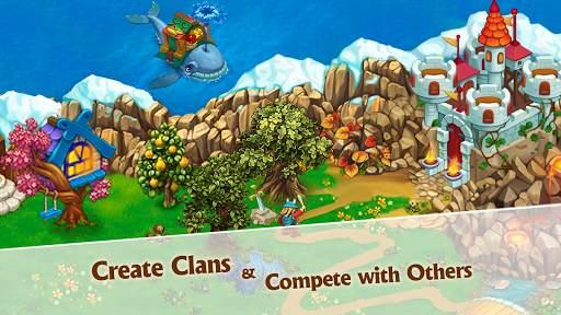 Harvest Land: Farm & City Building screenshot 6