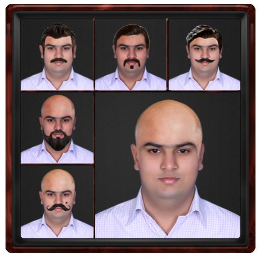 Face Hair Changer Men-Women icon