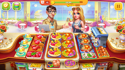 Cooking Hot - Craze Restaurant Chef Cooking Games screenshot 3