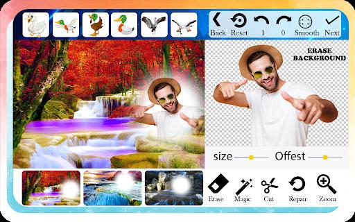 Waterfall Photo Editor and Photo Frames screenshot 5
