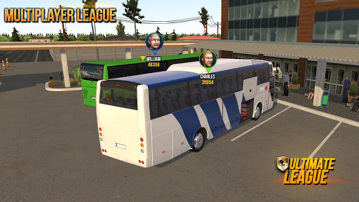 Bus Simulator : Ultimate स्क्रीनशॉट 1
