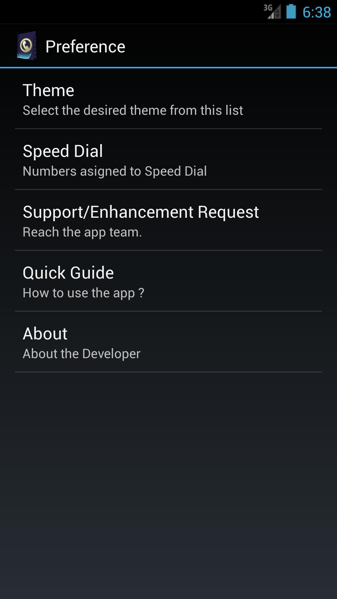 Smart Call Dialer screenshot 5