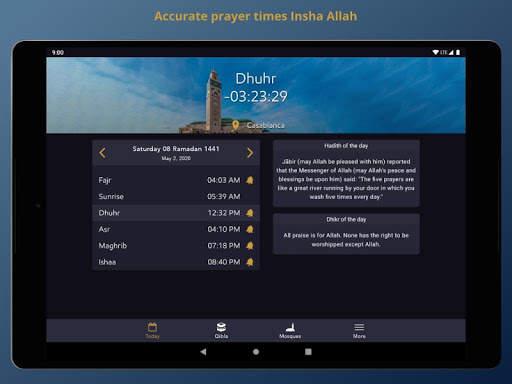Salaat First (Prayer Times) скриншот 9