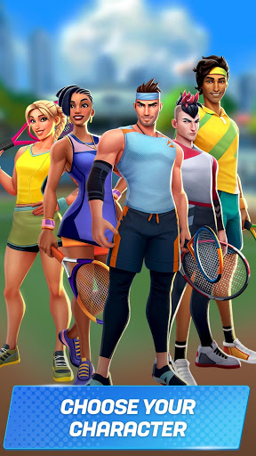 Tennis Clash: 1v1 Free Online Sports Game screenshot 4