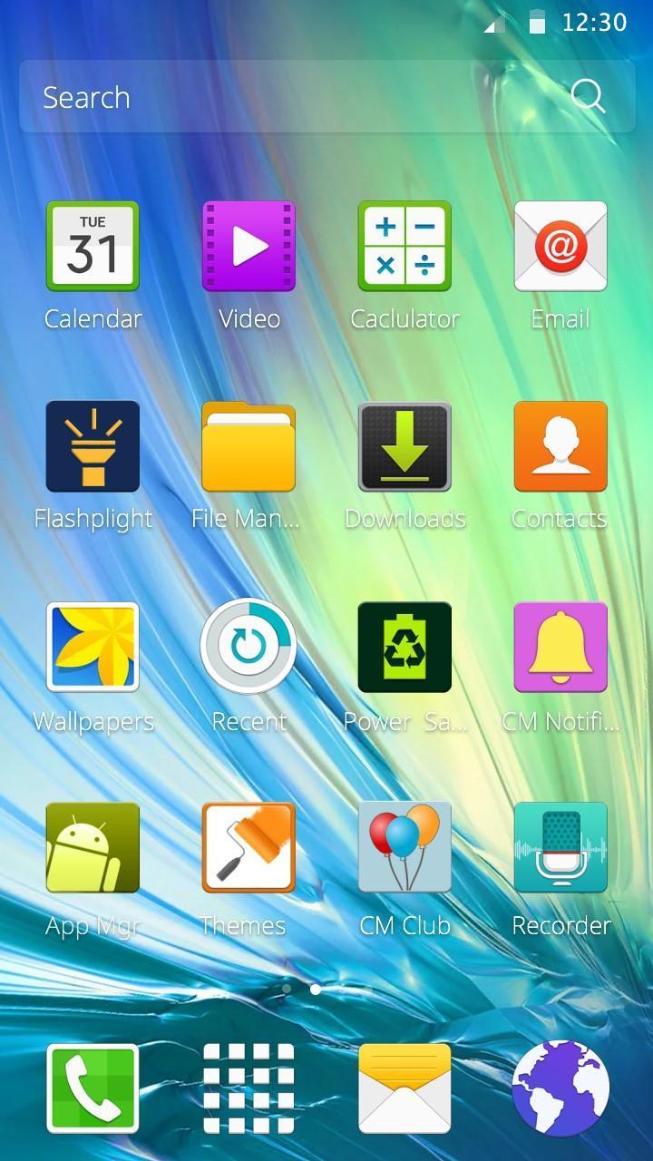 Theme for Samsung Galaxy Note7 screenshot 2