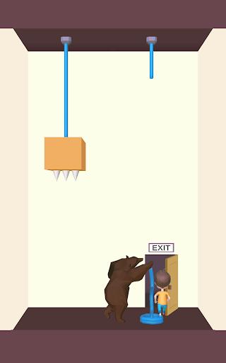Rescue Cut - Rope Puzzle screenshot 8