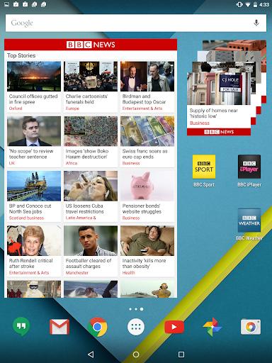 BBC News 16 تصوير الشاشة