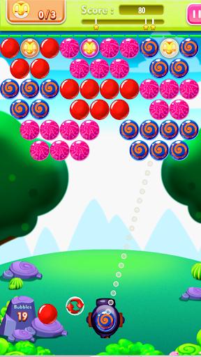 Bubble Shooter Fun Blast 1 تصوير الشاشة
