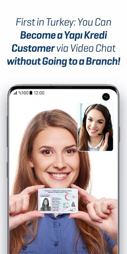 Yapı Kredi Mobile 3 تصوير الشاشة