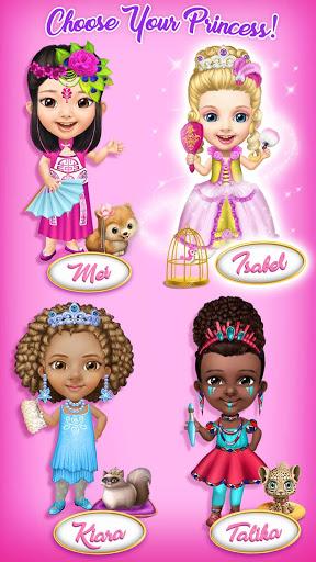 Pretty Little Princess - Dress Up, Hair & Makeup 2 تصوير الشاشة