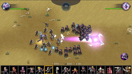 Miragine War screenshot 5