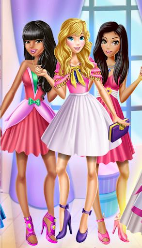 Dress Up Royal Princess Doll screenshot 4