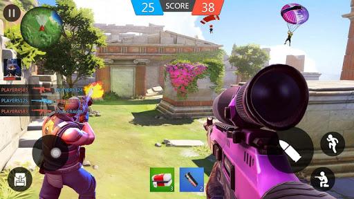 Cover Hunter - 3v3 Team Battle स्क्रीनशॉट 4
