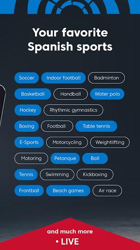 LaLiga Sports TV - Live Sports Streaming & Videos screenshot 11