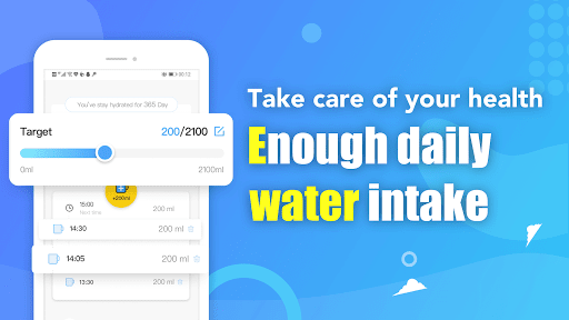 Water Reminder - Health and lose weight screenshot 1