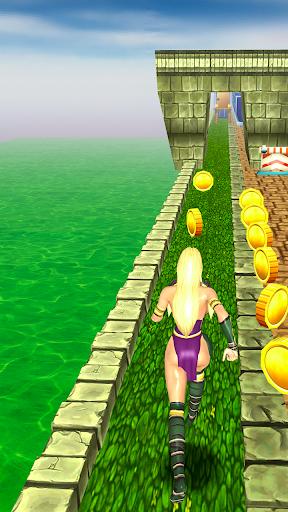 Warrior Princess - Road To Temple screenshot 1