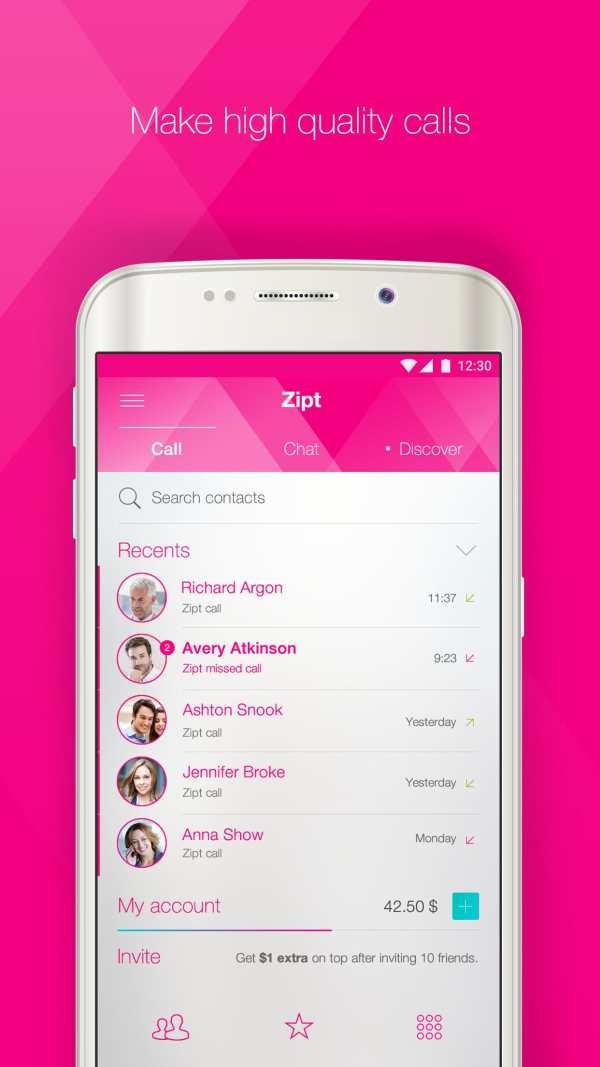 Convo calls & messaging screenshot 2
