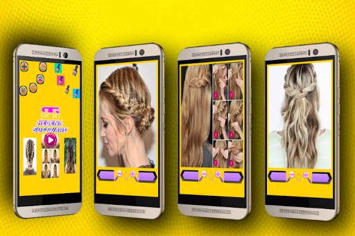 Hairstyles (Step by Step) screenshot 4