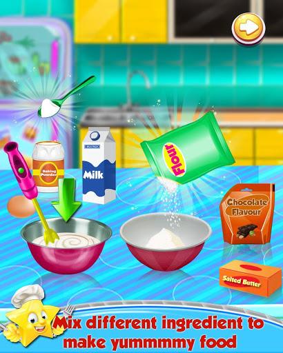 Cooking Recipes - in The Kids Kitchen 4 تصوير الشاشة