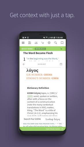 Bible App by Olive Tree screenshot 8