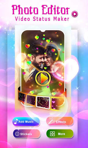 Photo Editor – Image to Video with Effects screenshot 2