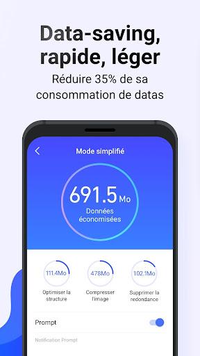 Phoenix Browser - Télécharger vidéo, privé, rapide screenshot 7