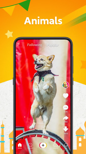 Zili - Short Video App for India | Funny 8 تصوير الشاشة