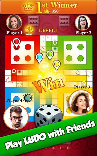 Ludo Pro : King of Ludo's Star Classic Online Game 13 تصوير الشاشة
