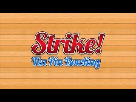 Strike! Ten Pin Bowling 1 تصوير الشاشة
