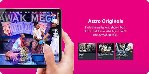 Astro GO - TV Series, Movies, Dramas & Live Sports 10 تصوير الشاشة