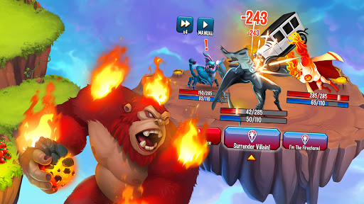 Monster Legends: Breed, Collect and Battle screenshot 2