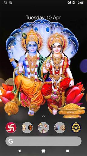 4D Lakshmi Live Wallpaper screenshot 11